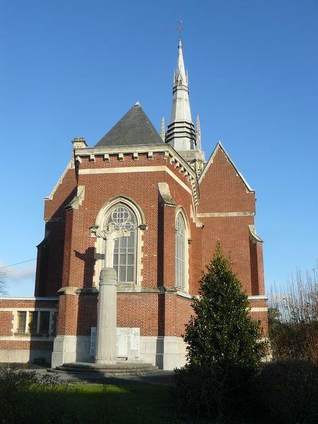 Fichier:Liévin monument église Saint-Martin.JPG
