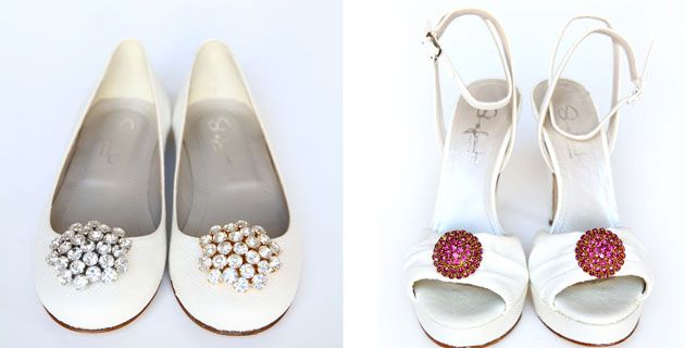 Shelight #shoes. Made with Swarovski elements.