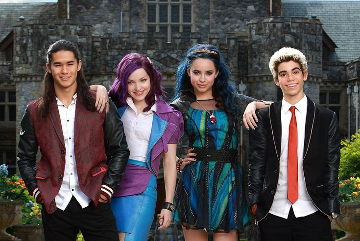 Meet the Next Generation of Villains in the Trailer for Disney Descendants | Oh My Disney