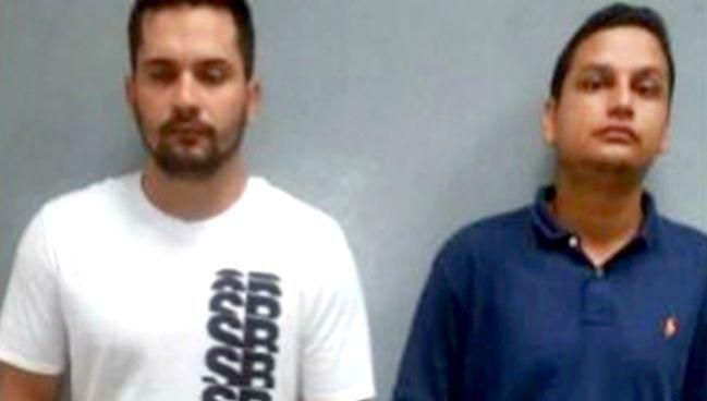 ¡Tan chéveres! Detienen a dos venezolanos por hackear cajeros automáticos - http://www.notiexpresscolor.com/2016/11/12/tan-cheveres-detienen-a-dos-venezolanos-por-hackear-cajeros-automaticos/