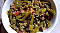 レシピとお料理がひらめくSnapDish - 13件のもぐもぐ -  #Thanksgiving 2014    Family #Dinner Green Beans #Vegetable #Side dish #Holidays/Celebrations by Alisha GodsglamGirl Matthews