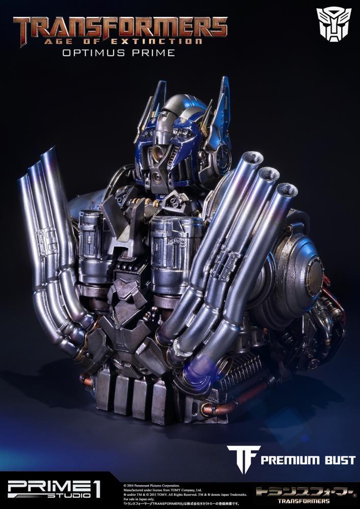 株式会社プライム1スタジオ / トランスフォーマー/ロストエイジ オプティマスプライム プレミアムバスト