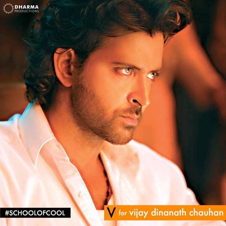 V for Vijay Dinanath Chauhan