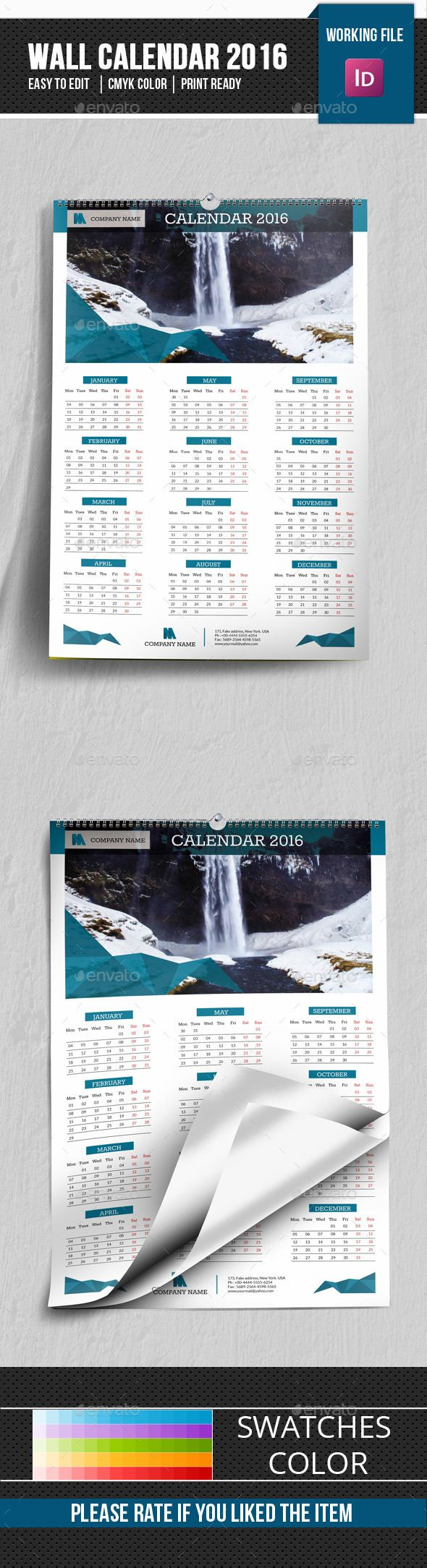 Best  Calendar Design  Ideas On   Calender