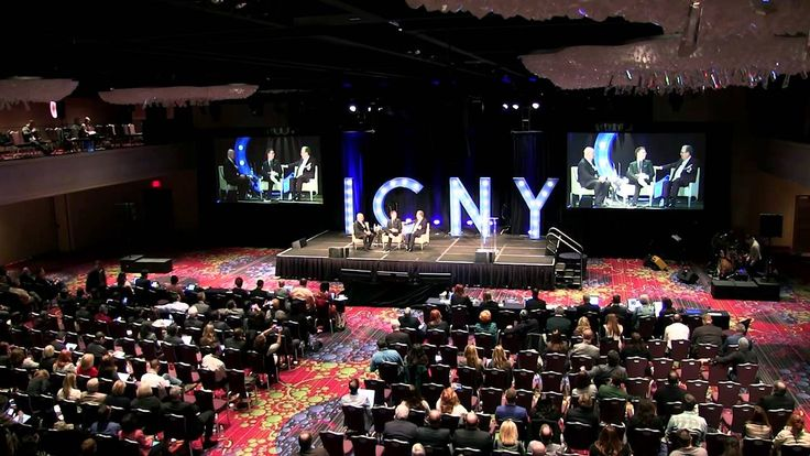 Real estate coaches Tom Ferry & Mike Ferry on the ROI of coaching for agents at #ICNY.