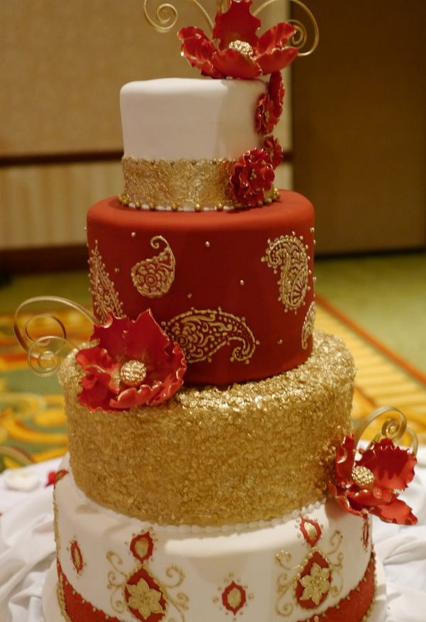 cake expressions by lisa metallic wedding cakescharlotte ncgold