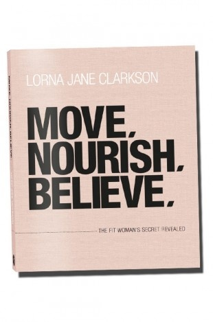 Move, Nourish, Believe by Lorna Jane Clarkson - Whilst I believe her clothing range is over-priced, I had flicked through a friends copy of this book over my New Years break and is now on the 'to read' list.