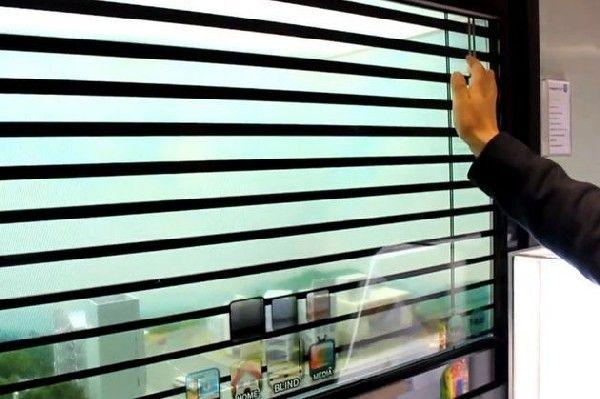 Transparent Smart Digital Window Introduced by Samsung [Video]: Idea, Technology, Transparent Smart, Smart Windows, Samsung Smart, Smartwindow