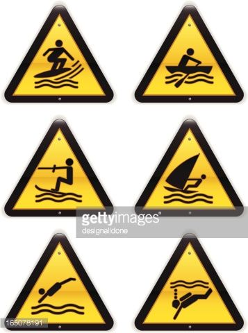 stick figure water safety - Google Search