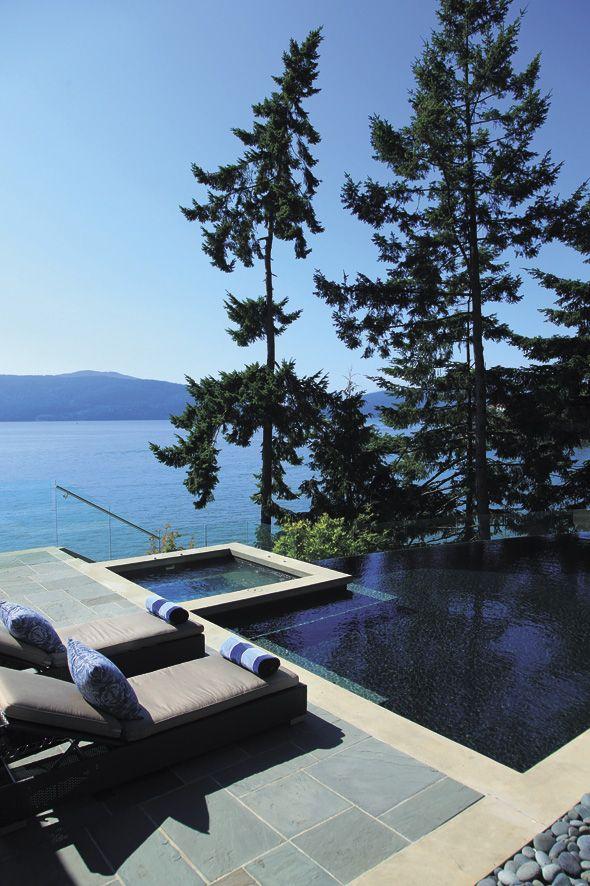 VANCOUVER: Home with a view! 9/14/2012 via Westcoast Homes & Design Magazine