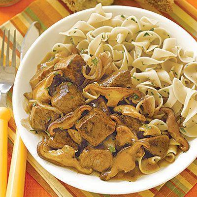 ... impressed melanie b oven bacon mushroom swiss meatloaf um um um um um