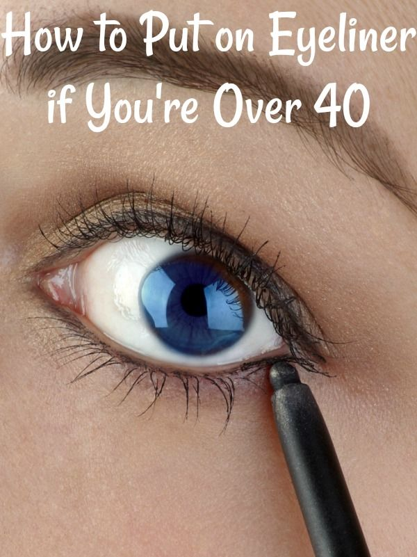 Makeup For Women Over 40: Tips For Women Over 40 & Contact