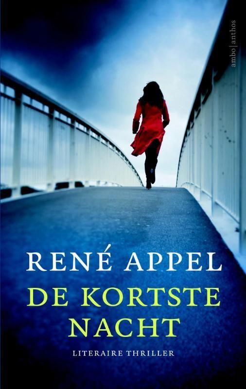 'De kortste nacht' is de nieuwste thriller van bestsellerauteur René Appel. Rob Koolwijk heeft het goed voor elkaar. Hij is gelukkig getrouwd en heeft drie gezonde kinderen. Na een gedwongen afspraak met jeugdvriend Edwin komt hier verandering in. Door diens bemoeienissen dreigen de problemen hem boven het hoofd te groeien en lijkt een fatale afloop niet ver weg. Schrijver René Appel behoort al ruim vijfentwintig jaar tot de top van de Nederlandse thrillerauteurs. Zijn boeken werden talloze…