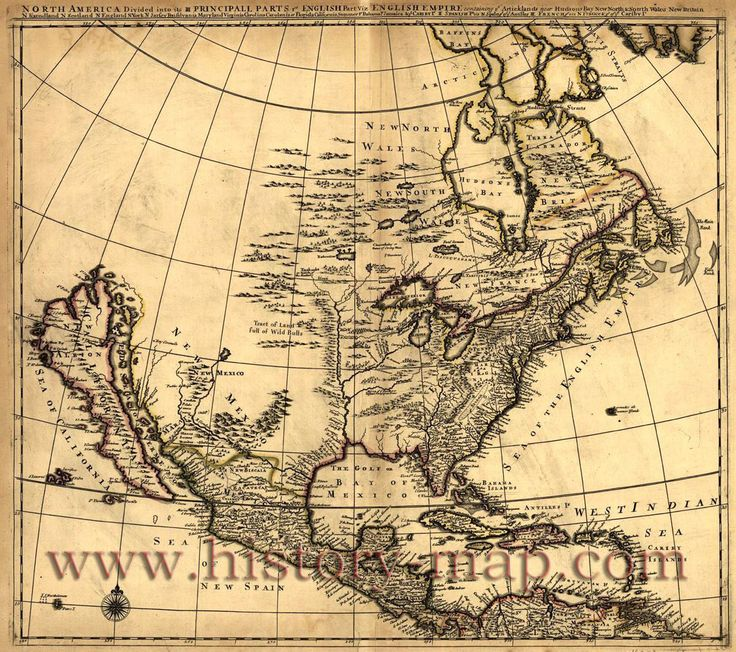 1437 Best World Of Maps Images On Pinterest Ceilings Crafts And: Maps Of Early America At Codeve.org