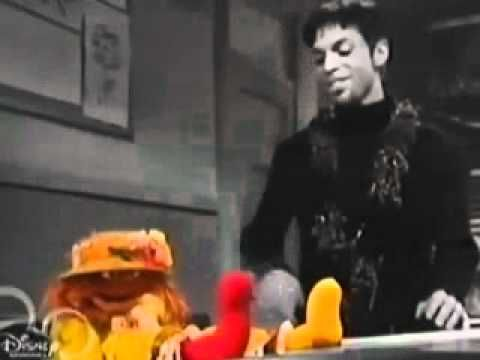 prince muppets starfish and coffee