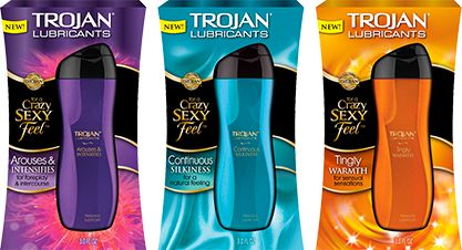 Add a Little Spice to Your Relationship with New Trojan Lubricants-Giveaway