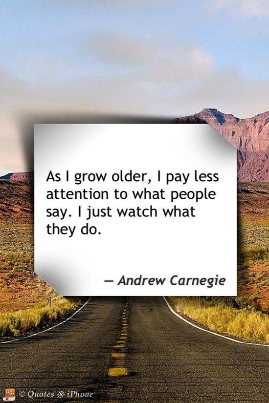 - Andrew Carnegie