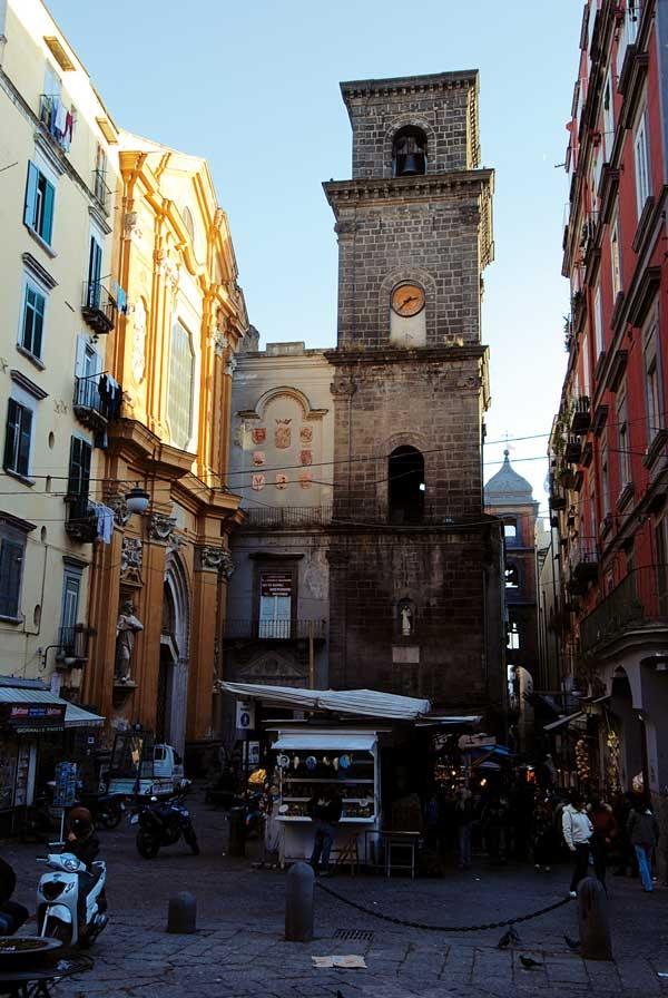 San Lorenzo Maggiorre //  Napoli
