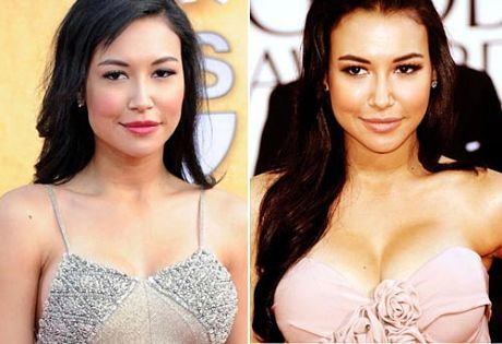 As plastic surgery has become rampant in Hollywood regardless of age, Naya Rivera Plastic Surgery became one of the young stars and to be rumored to have undergone a cosmetic procedure. Description from plasticsurgerys.net. I searched for this on bing.com/images
