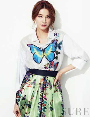 24 Best Yoo In Young Images On Pinterest Korean Actresses Korean Star And Esquire