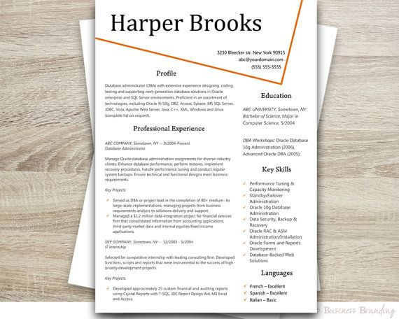 19 best Resume Templates images on Pinterest Cv resume template - colored resume paper