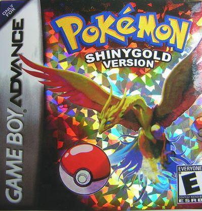 Play Pokemon Shiny Gold Nintendo Game Boy Advance online