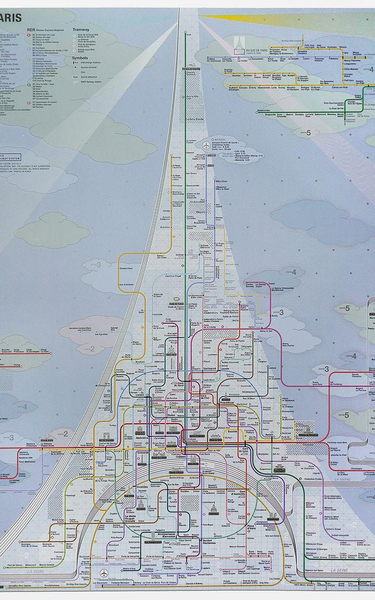 Subway Maps Designed To Reflect A City's Soul | Co.Design | business + innovation + design