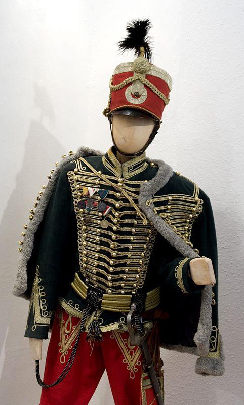 Hussar uniform