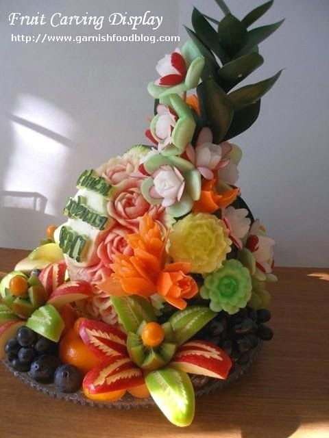 17 Best Images About Watermelon And Fruit Carving Displays