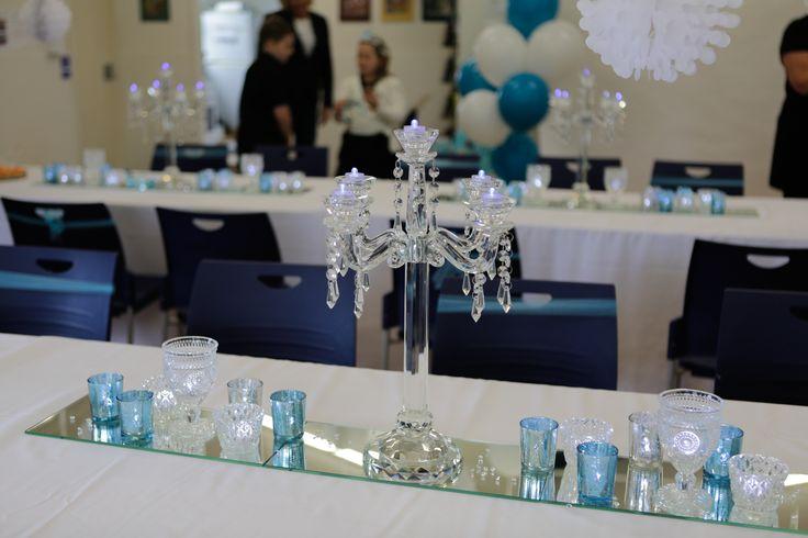 Tiffany Tables Brunch