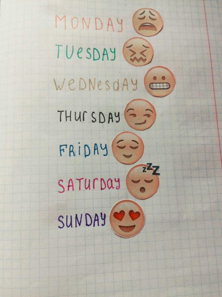 Прикольные рисунки для личного дневника просто но клево