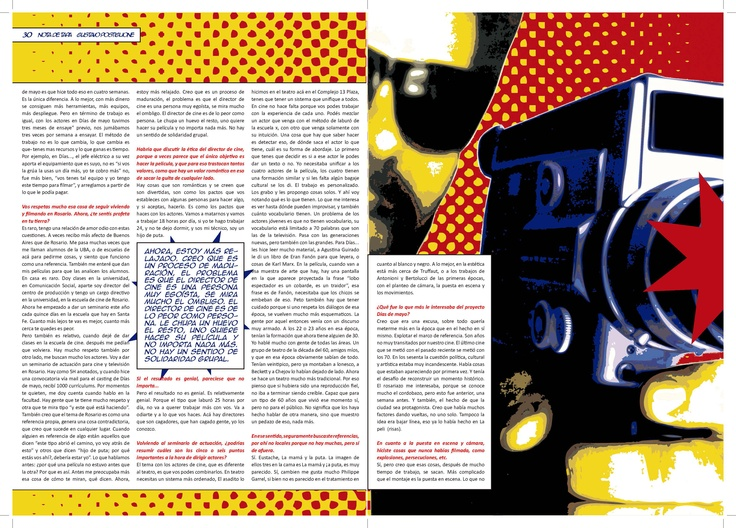 Tipografía II - Cátedra Gaitto - Revista Pop Art - Pág 6-7