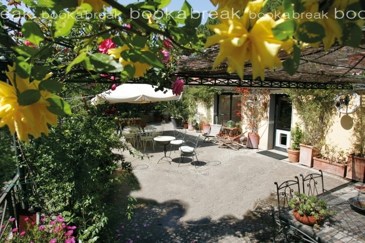 New Bed and Breakfast in Rome Gianicolo  http://www.book-a-break.com/en/properties/1048,il-boom-b-b-rome/  This Bed & Breakfast in Rome is in a large apartment (where owners' family lives) located on the attic floor and penthouse of an early 20th-century building, without lift/elevator, offering a breathtaking view over Rome. Up to 2005 this apartment has been just our home. We restored it with our tast…