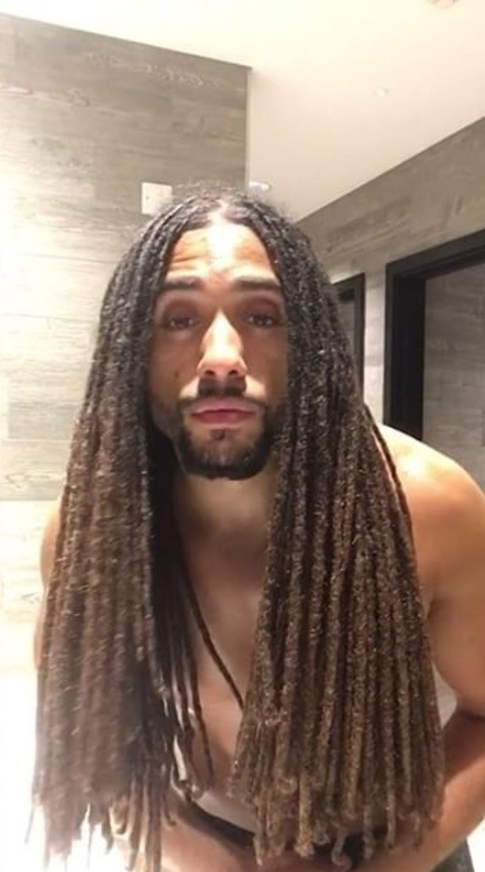 Ugly black men with dreads