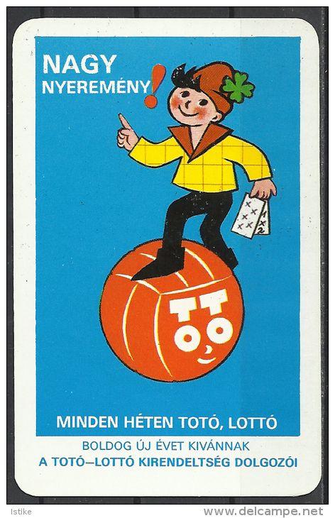 Hungary, Lottery Advertising, 1980.