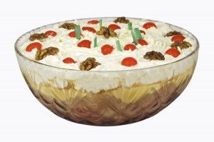 Traditional Maltese Trifle