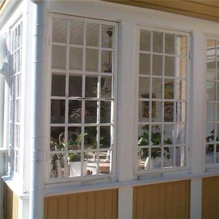 Jönåker träfönster o -fönsterdörrar
