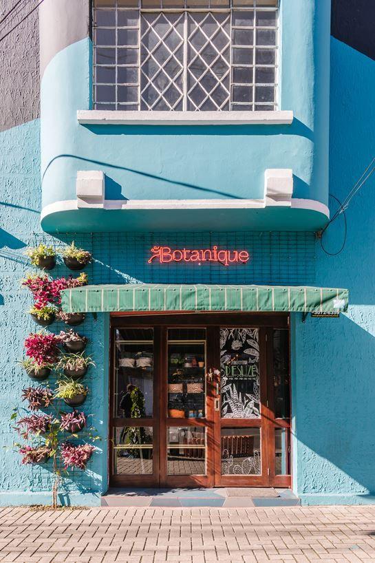 Botanique Café.Bar.Plantas Picture gallery Cafe bar