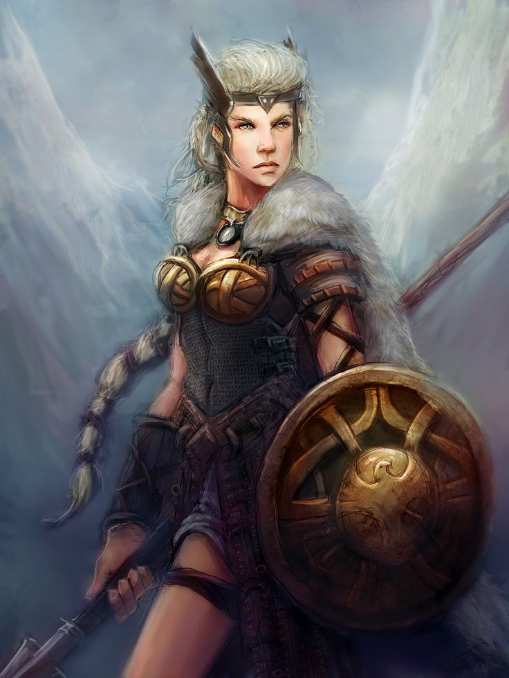 17 Best images about VALKYRIE on Pinterest | Norse ... Viking Woman Art