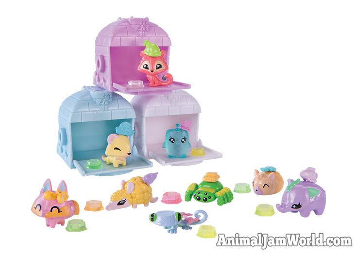 Adopt a Pet Animal Jam Toys - All Collections & Where to ...