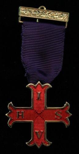 York Rite Red Cross Of Constantine Masonic Jewel Amp Neck