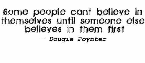 by Dougie Lee poynter or captain Dougwash