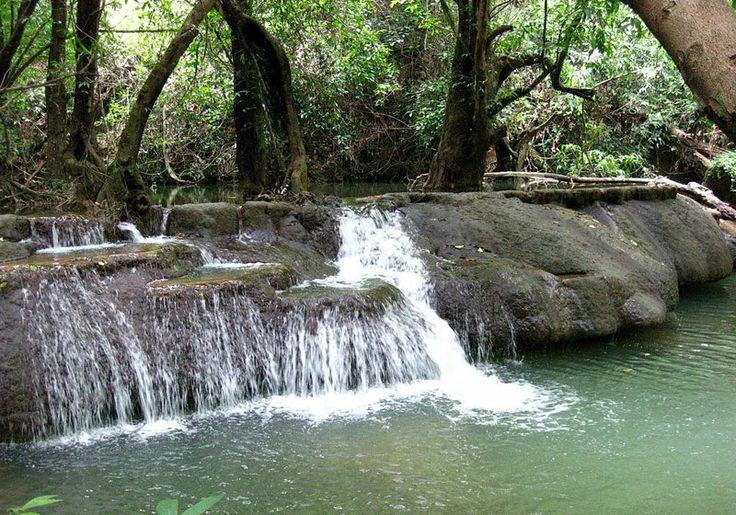 Nakhon Si Thammarat : Si Khit Waterfall