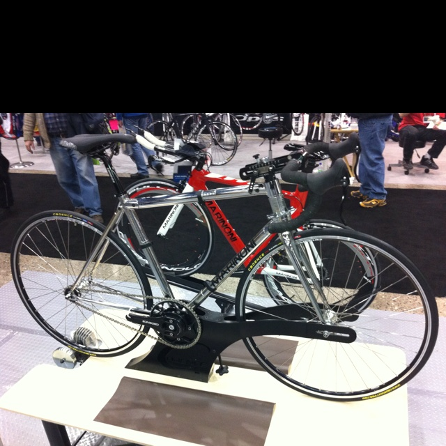 Adjustable bike! Fits any size!