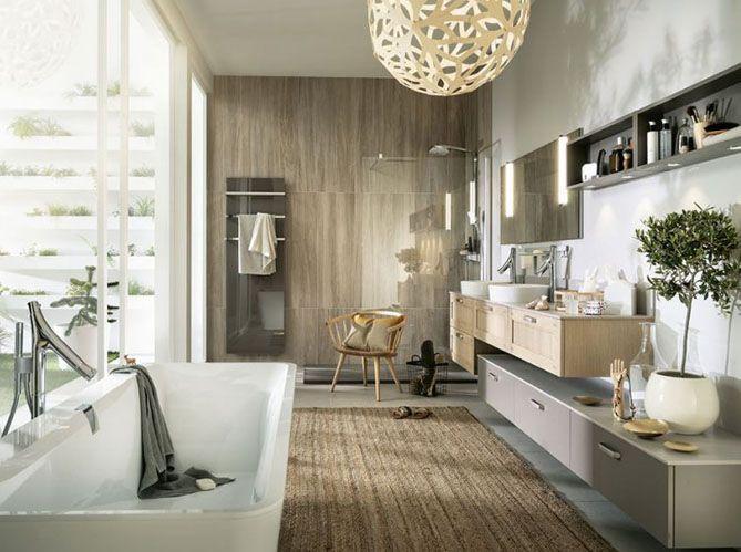 Parce que la salle de bains est le lieu de relaxation par excellence dans la maison, rien de...