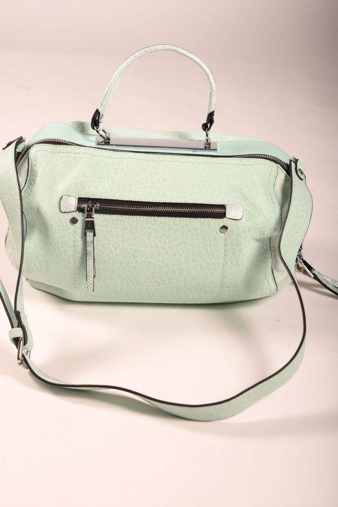 I'm On Your Side Mint Purse - BAG430MT