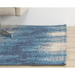 Tapete Franco 150x200 Azul
