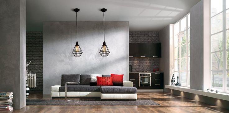 Duża, otwarta przestrzeń w domu daje ogromne możliwości jej zagospodarowania, dlatego coraz więcej zwolenników posiada budowle o paraindustrialnej stylistyce.