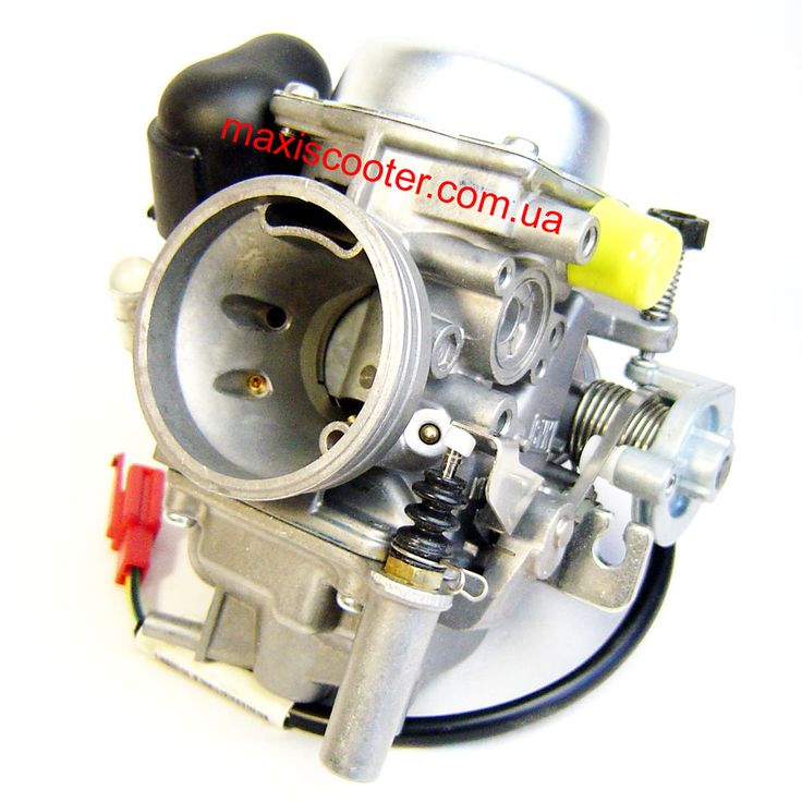 KEIHIN CVK 302A carburetor. PIAGGIO X8 125, VESPA GT 125. Genuine, New, Japan. #VespaGT125