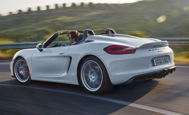 2016 Porsche Boxster Spyder First Drive – Review – Car and Driver